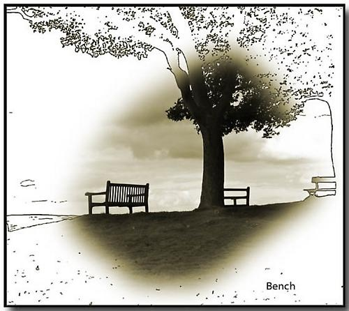 Bench by redfig