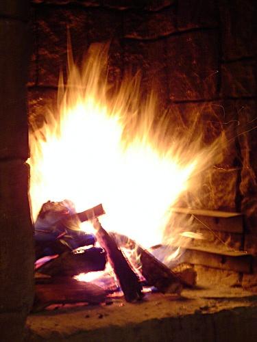 Raging Fire by keppy