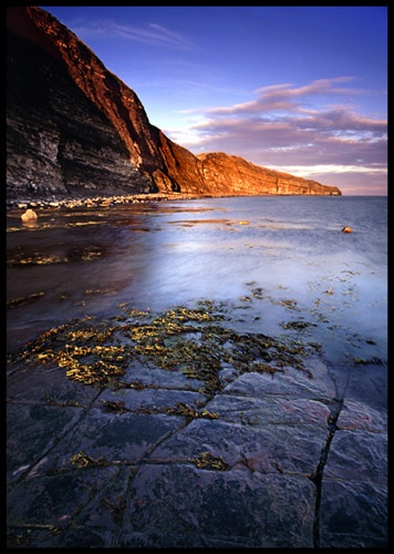 Kimmeridge Ledge by seven21