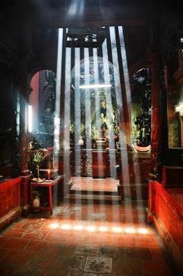 Sunshine Temple by mr_s