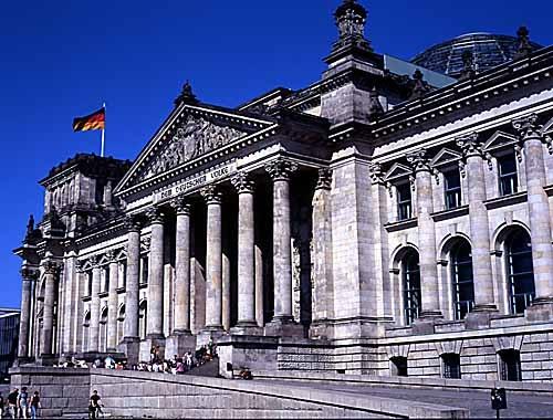 Dem Deutschen Volke by saxon_image