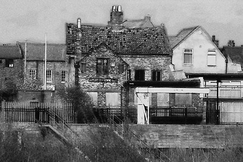 Old Rowing Club by robertclarke