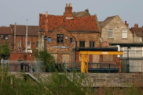 The Old Rowing Club by robertclarke