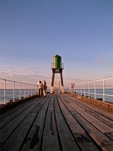 Pier End by jonc