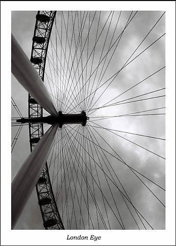 London Eye by stepenowsky