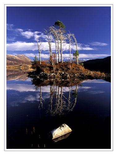 Loch Assynt, Scottish Highlands by bravo charlie
