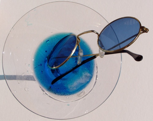 Blue Ice & Shades by dcart29