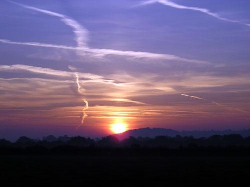 sunrise by grumpalot