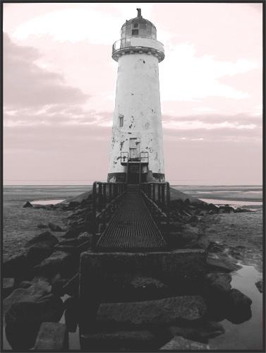 Lighthouse by ChunkyButFunky
