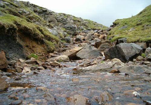 Mountain Stream by choosethefinetime