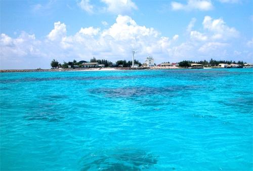 Blue island by shidee