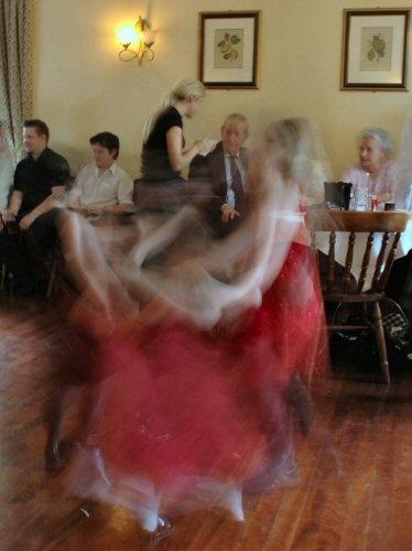 Ghostly dancers by daviewat
