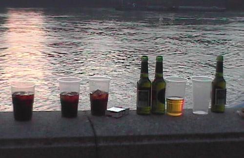 cool evening by karlmarxr