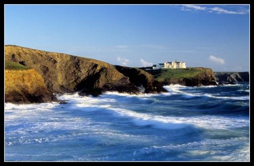 Church Cove, Cornwall by eos3