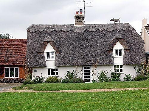 Barrington Cottage by ellis rowell