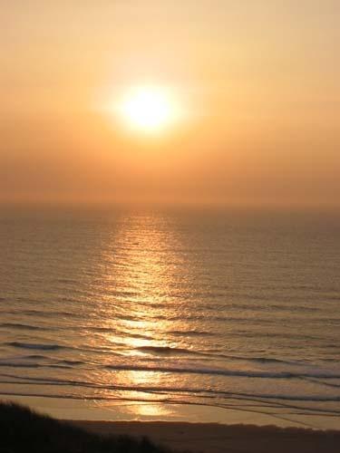 Cornish Sunset by tabby