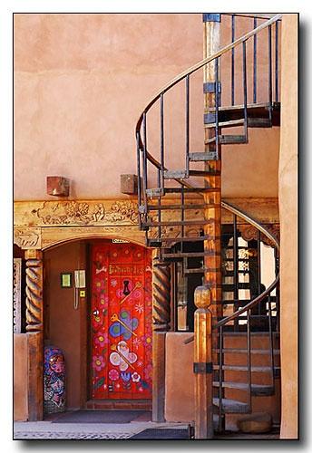 B & B Stairway by jalfoto
