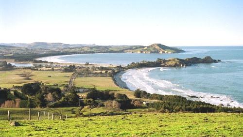 Karitane Coastline by arcasey