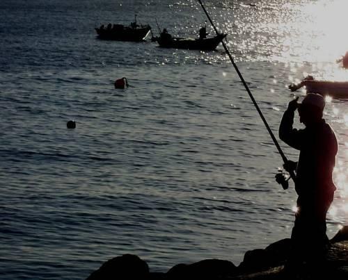 The fisherman by emazevedo