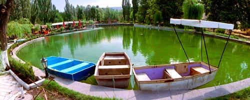 Little Armenian Boats by sebough