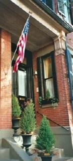 Boston Doorway by EnglishRose