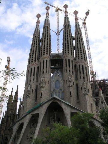 In Barcelona by angeldani