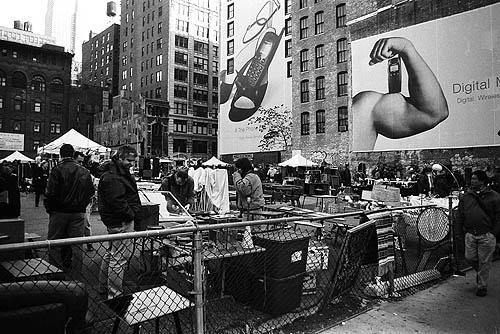 new york market by mrberry