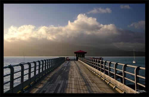 Pier by dpemberton
