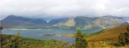 Upper Loch Torridon by kinfatric