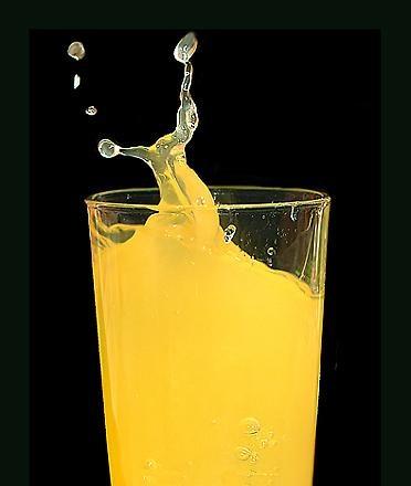 Splash by davecalver