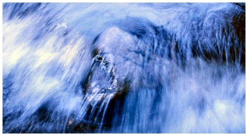 Blue Wash by daviewat