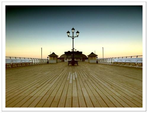 Cromer pier by katieb