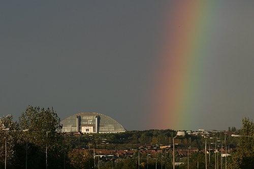 Rainbow Xscape by BigCol
