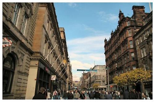 Glasgow Shuffle by daviewat