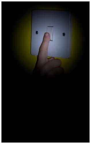 In The Dark by Hazard