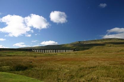Ribblehead Viaduct by dannyg