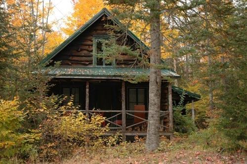 wekend cottage by 53  squirrel