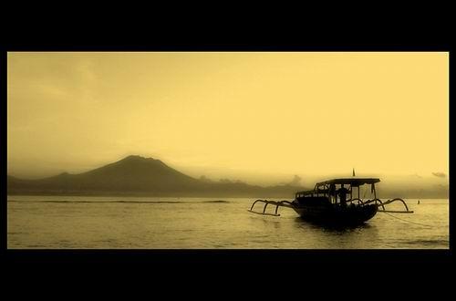 Misty Morning by ariandino