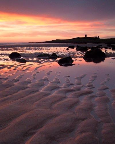 Dunstanburgh Castle by toonboy