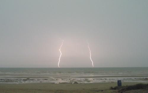 Lightning Strikes Twice by pgarwood