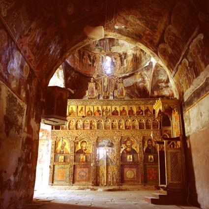 Greek Church by sebough