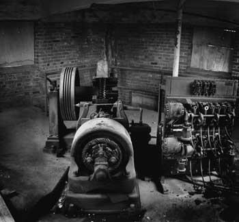 machine room by bernwebb