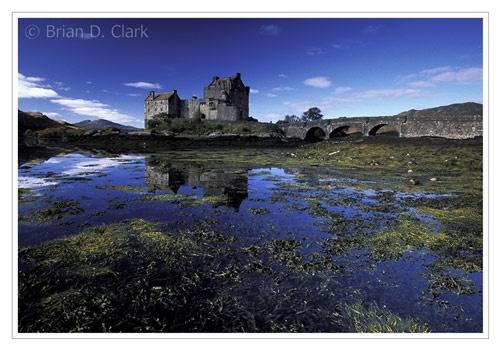 Eilean Donan Castle by bravo charlie
