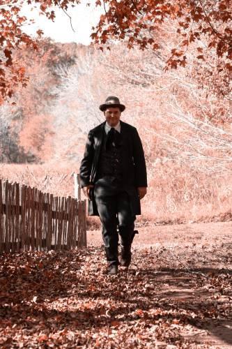 Fall Walk by mblanton