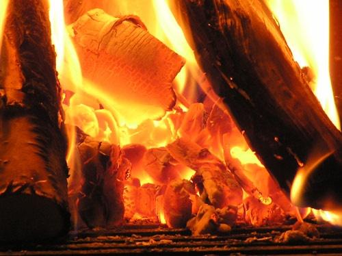 fireplace by ojjo