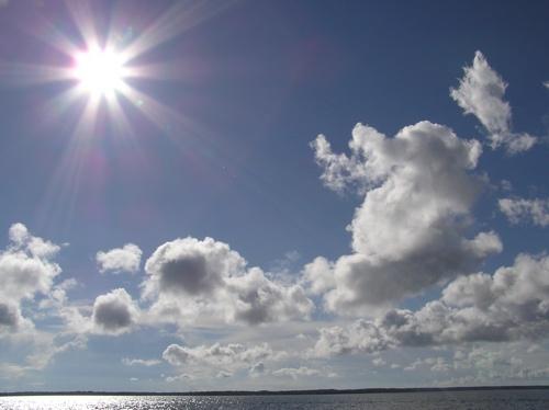 clouds by ojjo