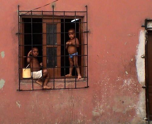 Behind Bars in Havana by Russell_Rees