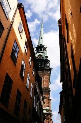 Stockholm Clocktower by mr_s