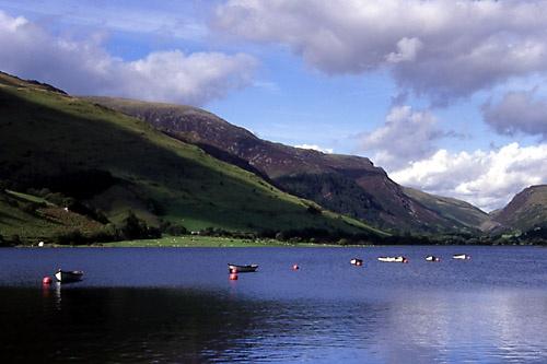 Talyllyn Lake by saxon_image