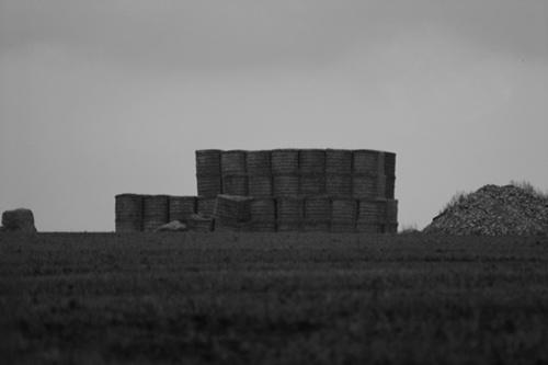 Hay, Bails of by robertclarke
